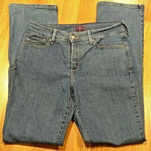 NYDJ Not Your Daughters Jeans Size 8 Lift Tuck